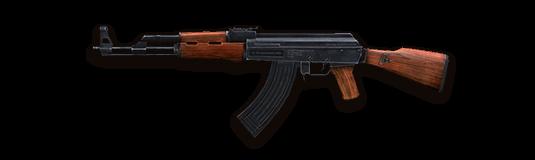 AK47 (Transparente)