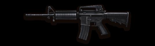 M4A1 (Transparente)