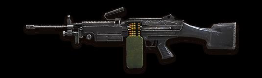 M249 (Transparente)
