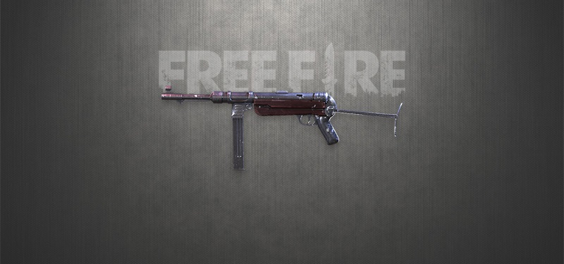 MP40 (Free Fire)