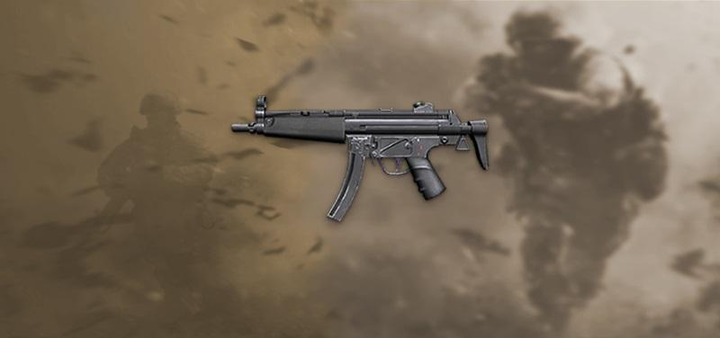 MP5 (Free Fire)