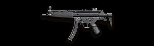 MP5 (Transparente)