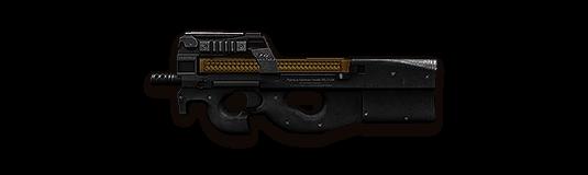 P90 (Transparente)