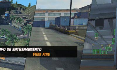 Campo de Entrenamiento Free Fire X2