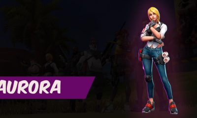 Aurora Omega Legends