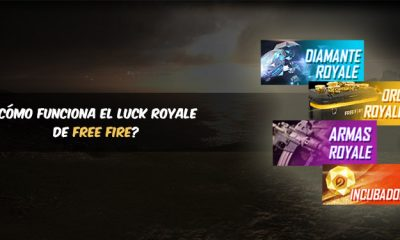 Luck royale