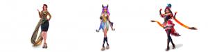 Skins Esmeralda 2