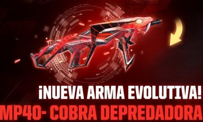 Cobra depredadora