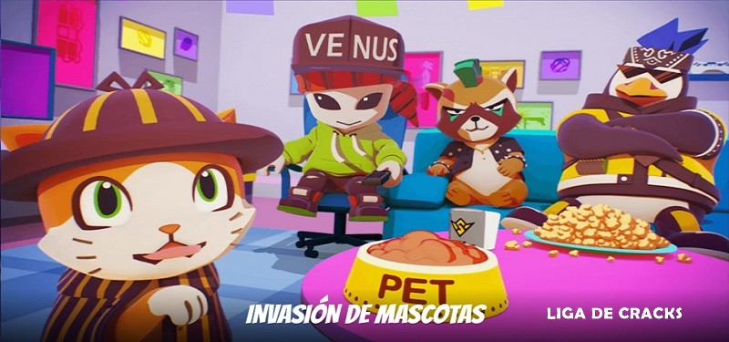 Invasión de mascotas
